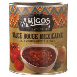 SAUCE ROUGE MEXICAINE 2.8KG. BOITE 3/1