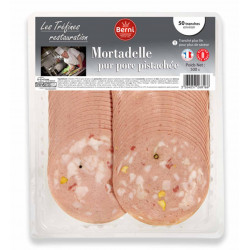 MORTADELLE X 50 TRANCHES S/AT BQ 500GR