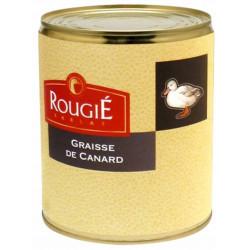 GRAISSE DE CANARD 720GR BOITE 4/4