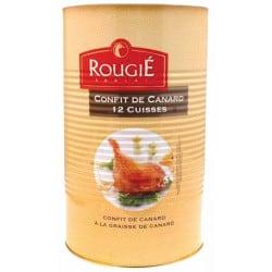 CUISSE DE CANARD CONFITE X 12 U BT 5/1 SUD OUEST