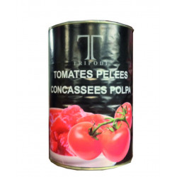 TOMATE PELEE CONCASSEE ITALIE BOITE 5/1