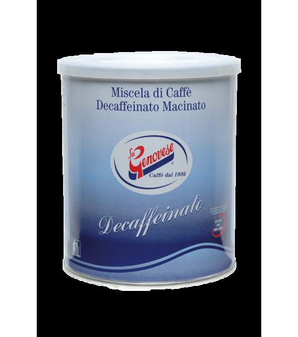 CAFE DECAFEINE MOKA MOULU BOITE 250GR