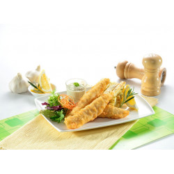 TENDER DE COLIN FISH&CHIPS 20/50GR CARTON 3KG MALAISIE