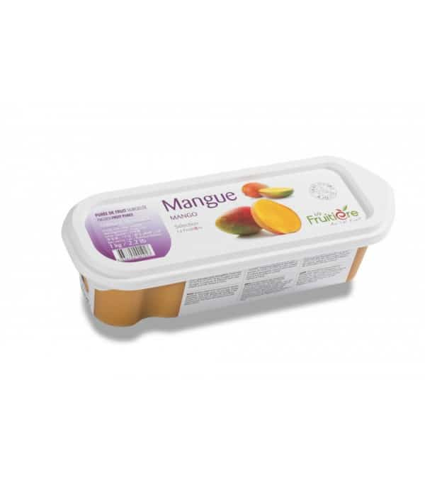 PUREE DE MANGUE 7% SUCREE BQ 1KG