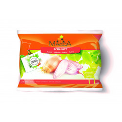 ECHALOTE COUPEE FRANCE SACHET 250GR