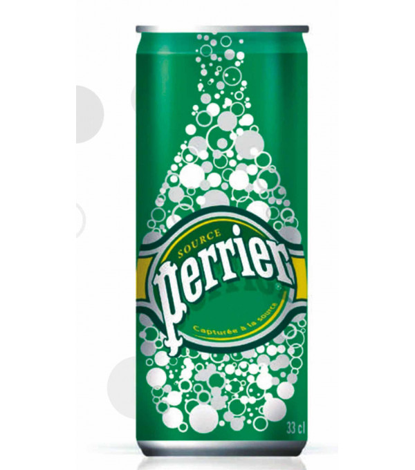 PERRIER NATURE SLIM 33CL. X 24
