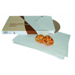 PAPIER CUISSON 41GR 400X600MM 500 F CT. MULTI-PASSAGE