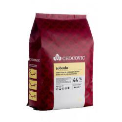CHOCOLAT 44% CACAO DROPS CARTON 5KG
