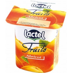 YAOURT AUX FRUITS 125GR X 48 UNITES CT