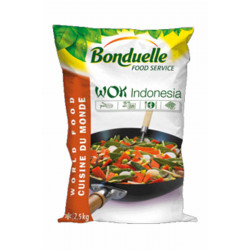 WOK INDONESIA MINUTE SACHET 2.5KG