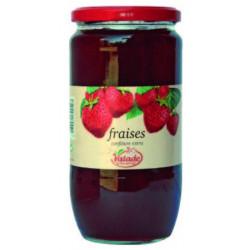 CONFITURE FRAISE 35% FRUIT BOCAL 1KG