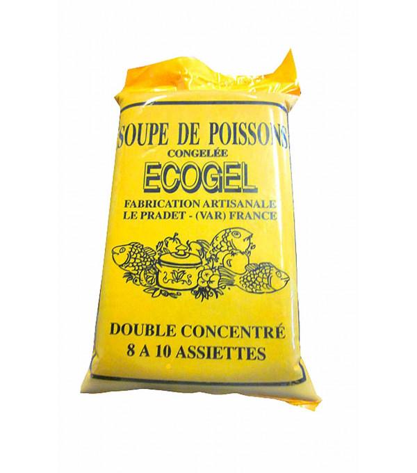 SOUPE DE POISSON DOUBLE CONCENTRE FRANCE SACHET 1KG