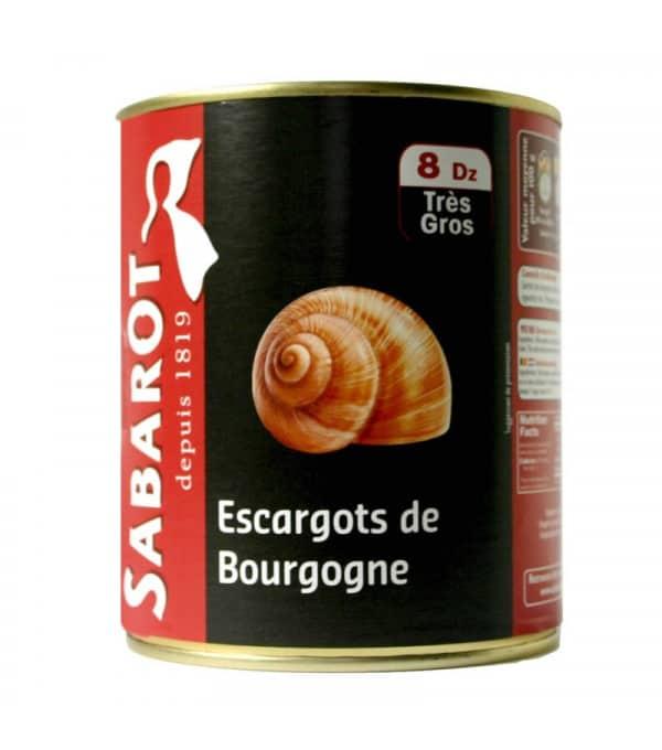 ESCARGOT DE BOURGOGNE 8 DZ TRES GROS 4/4