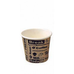 GOBELET CAFE CARTON 4OZ 10CL X 50U LE PT