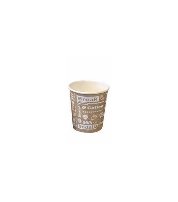 GOBELET CAFE CARTON 6OZ 18CL X 50U LE PT