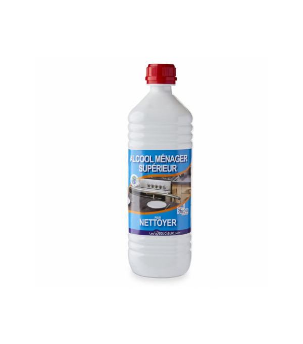 ALCOOL MENAGER INDUSTRIEL BT 1L