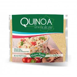 QUINOA FRANCE SAC 2.5KG