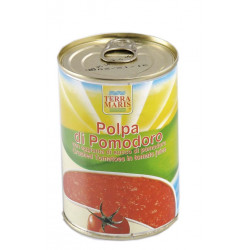 TOMATE PELEE CONCASSEE FINE BT. 1/2
