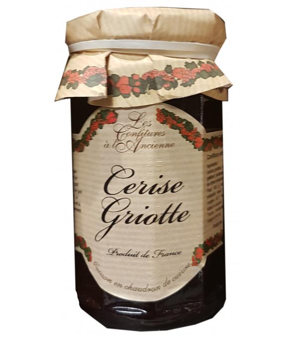 CONFITURE DE CERISE GRIOTTE POT 270GR