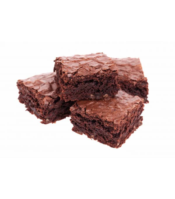 BROWNIES CHOCOLAT INDIVIDUEL 80GR X 30 U LE CARTON