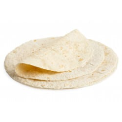 TORTILLAS DE MAIS SOUPLE 15CM X 144 U CT