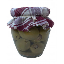 OLIVE FARCIE ANCHOIS HUILE BOCAL 212 ML