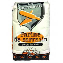 FARINE DE SARRASIN SAC 1KG X 10 U LE CT