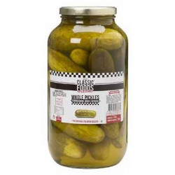PICKLES ENTIER POT 3.63KG