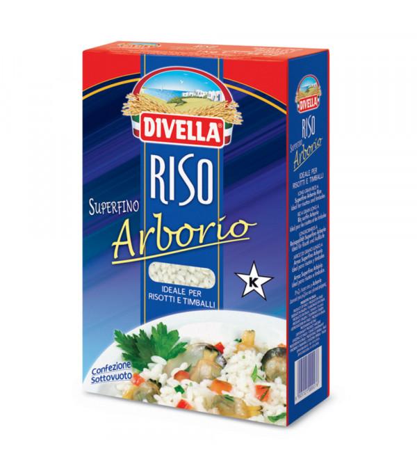 RIZ ARBORIO S/VIDE BOITE 1KG