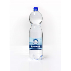 EAU MINERALE NATURELLE PET BT 1.5L