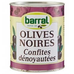 OLIVE NOIRE DENOYAUTEE 34/37 BOITE 4/4