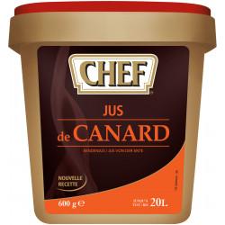 JUS DE CANARD (20L) BOITE 600GR
