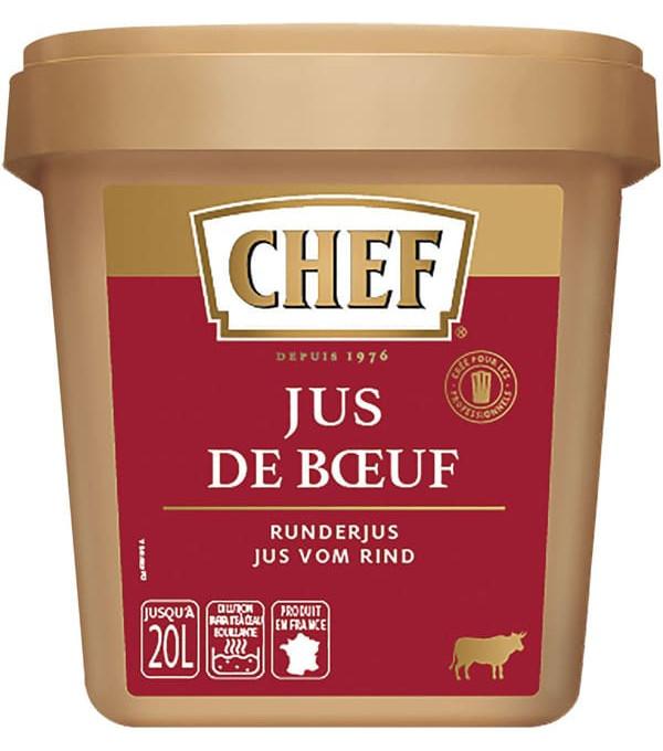 JUS DE BOEUF (20L) BOITE 600GR