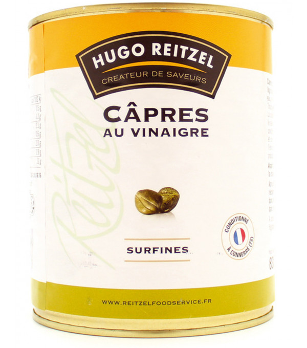 CAPRE FINE AU VINAIGRE BOITE 4/4
