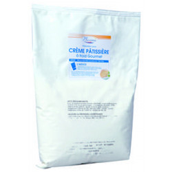 CREME PATISSIERE A FROID GOURMET 1KG
