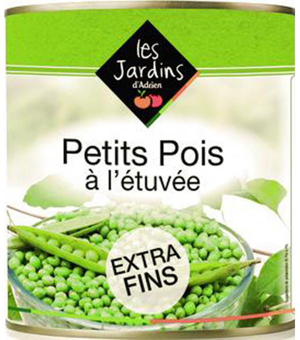 PETITS POIS TRES FINS ETUVES BT. 4/4