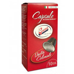 CAFE EXPRESSO COLONIALE CAPSULE X 10U BT