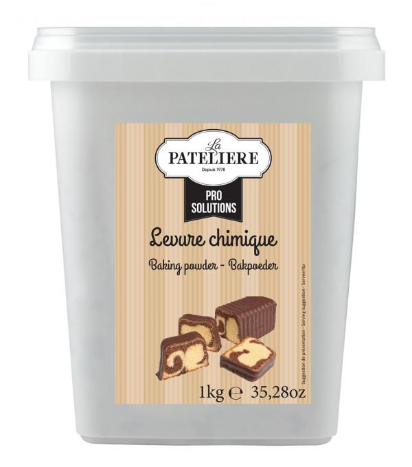 LEVURE CHIMIQUE BARQUETTE 1KG