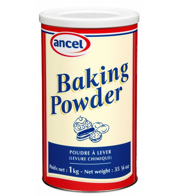 BAKING POWDER BOITE 1KG