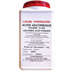 ACIDE ASCORBIQUE POT 1KG