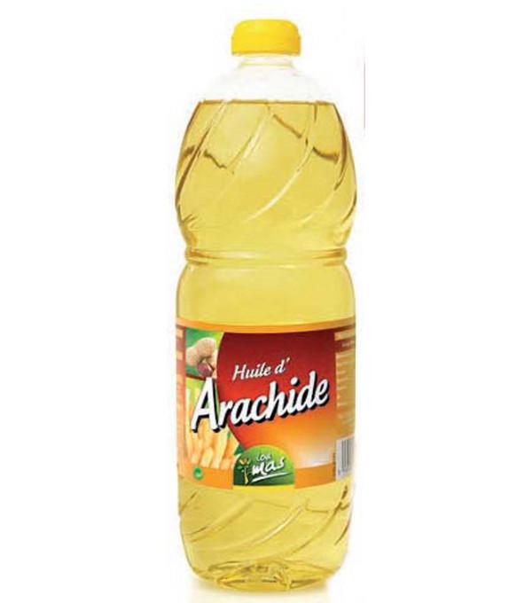 HUILE D ARACHIDE FRITURE/ASSAIS. BT 1L