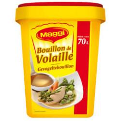 BOUILLON DE VOLAILLE (70L) BOITE 1.4KG
