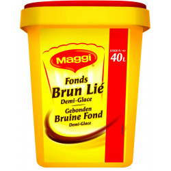 FOND BRUN LIE 1/2 GLACE 20/40L BT 1.2KG