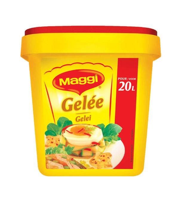 GELEE (15L) BOITE 750GR