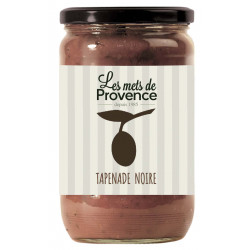 TAPENADE 780GR POT VERRE 850ML