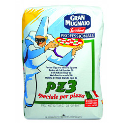 FARINE TYPE 00 PZ3 POUR PIZZA SAC 5KG