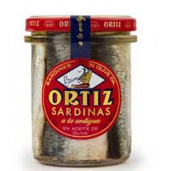 SARDINE A L ANCIENNE H.O. BOCAL 190GR