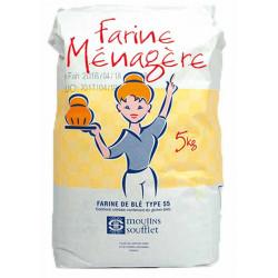FARINE MENAGERE TYPE 55 SAC 5KG