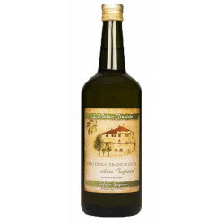 HUILE D OLIVE EXTRA VIERGE TAGGIASCHE FILTREE ITALIE BT 1L