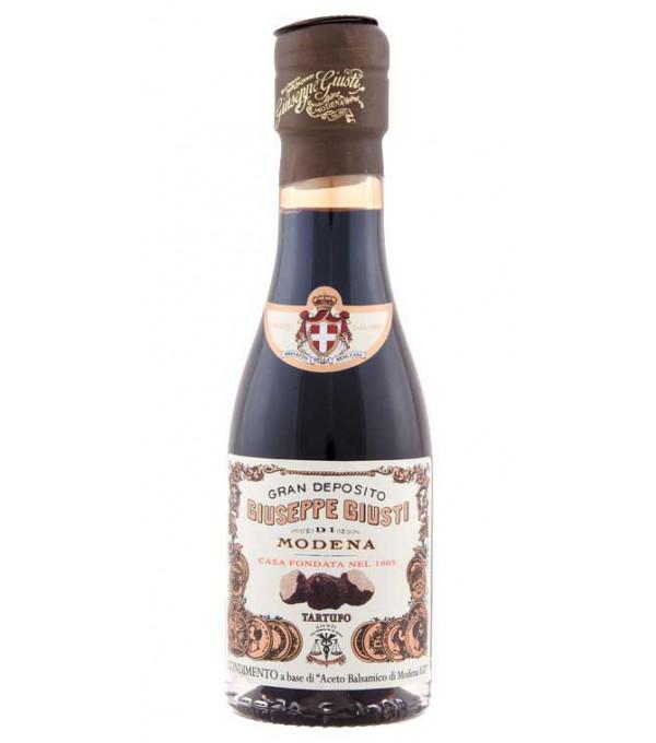VINAIGRE TRUFFE 12 ANS BT 100ML BALSAMIQUE DE MODENA + COFFRET